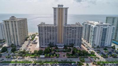 Fort Lauderdale Condo For Sale: 3500 Galt Ocean Drive #502