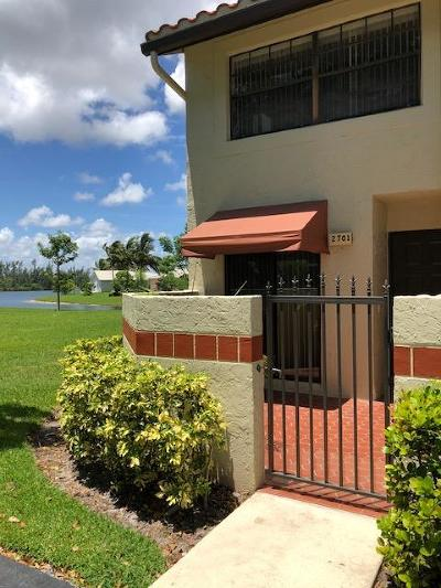 Deerfield Beach Condo For Sale: 2701 Congressional Way #2701