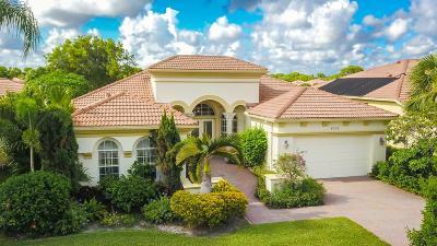 Wellington Single Family Home For Sale: 8695 Via Prestigio E
