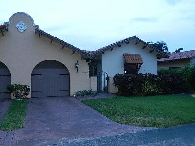 Delray Beach Single Family Home For Sale: 5216 Bolero Circle