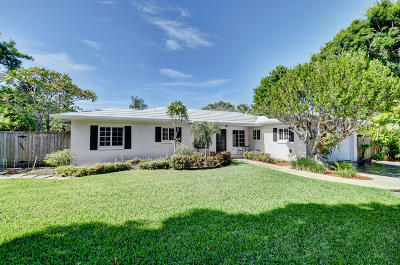 Delray Beach Single Family Home For Sale: 20 NW 11th Street