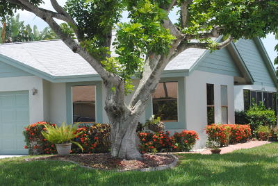 Delray Beach Single Family Home For Sale: 1305 NW 25th Lane