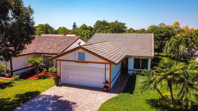 Coral Springs Single Family Home Contingent: 1962 NW 97 Avenue