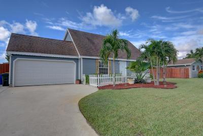 West Boynton Single Family Home For Sale: 3844 Aladdin Avenue