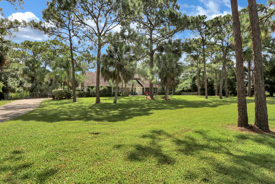 West Palm Beach Single Family Home For Sale: 14772 69th Drive
