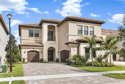 Delray Beach Single Family Home For Sale: 9865 Bozzano Drive