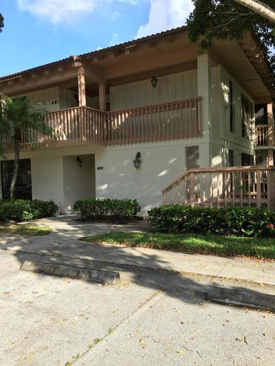 Palm Beach Gardens Condo For Sale: 401 Brackenwood Lane S