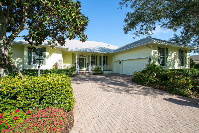Vero Beach Single Family Home For Sale: 740 Summerwood Lane SW