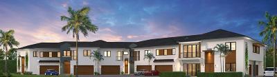 Delray Beach Townhouse Contingent: 2213 Florida Boulevard #B