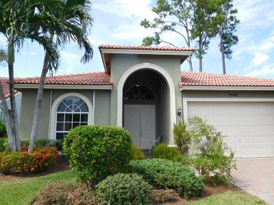 Delray Beach Single Family Home For Sale: 5548 American Circle