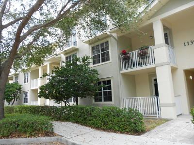 Jupiter Condo Pending: 1139 Town Center Drive #11