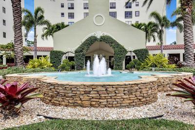Boca Raton Condo For Sale: 7351 Promenade Drive #601
