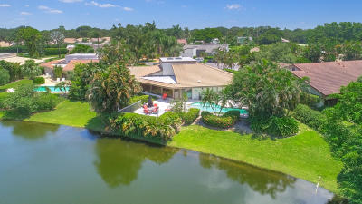 Delray Beach Single Family Home For Sale: 646 Lakewoode Circle E