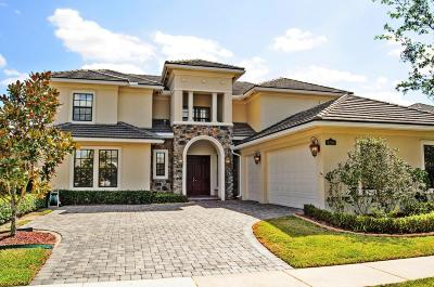 Boynton Beach Single Family Home For Sale: 9294 Equus Circle
