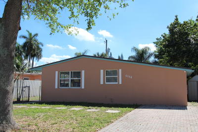 Margate Single Family Home For Sale: 6148 SW 2nd Street