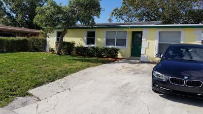 Delray Beach Single Family Home For Sale: 314 NW 12th Avenue