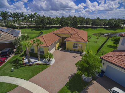 Royal Palm Beach Single Family Home For Sale: 2093 Belcara Court