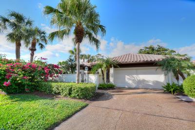 Stuart Single Family Home For Sale: 6354 SE Ironwood Circle