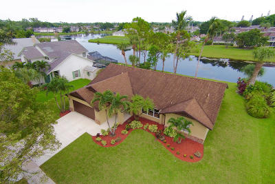 Royal Palm Beach Single Family Home For Sale: 144 Park Road