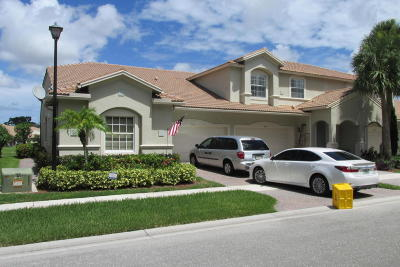 Boca Raton Single Family Home For Sale: 23121 Addison Lakes Circle