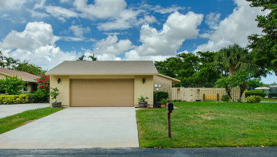 Delray Beach Single Family Home For Sale: 2419 NW 10th Street