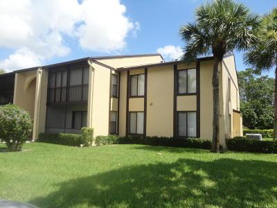 Greenacres FL Condo For Sale: $107,900