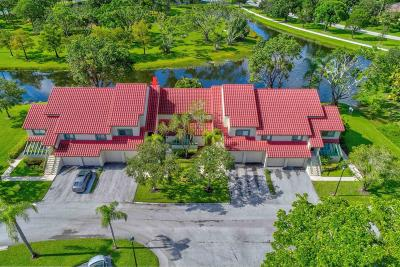 Palm Beach Gardens Single Family Home For Sale: 19 Lexington Lane