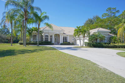 Palm City Single Family Home Contingent: 5650 SW Wilbur Avenue