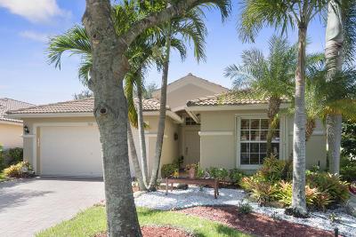 Boynton Beach Single Family Home For Sale: 5350 Vernio Lane