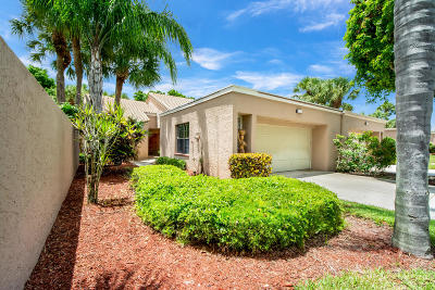 boynton beach Single Family Home For Sale: 11210 Applegate Circle