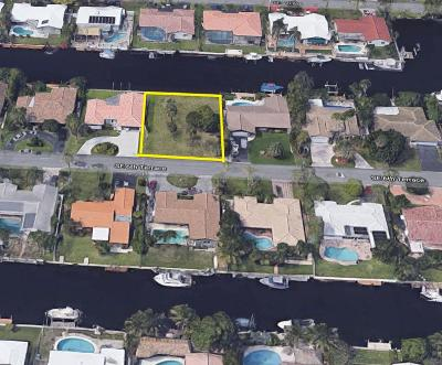 Pompano Beach Residential Lots & Land For Sale: 641 SE 6 Terrace