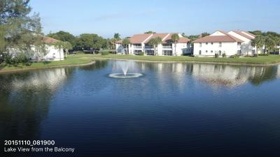 Palm Beach Gardens Condo For Sale: 265 Cypress Point Drive Drive #265