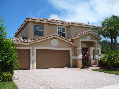 Fort Pierce Single Family Home For Sale: 4158 Worlington Terrace