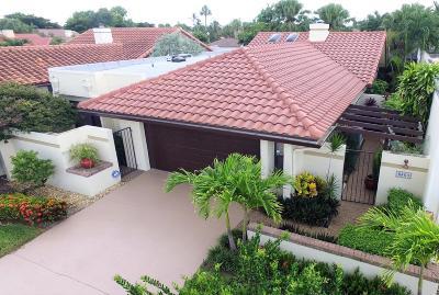 Boca Raton Townhouse For Sale: 6800 Jardin Place