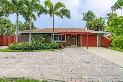 Delray Beach Single Family Home For Sale: 1035 Avocet Road