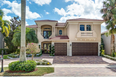 Delray Beach Single Family Home For Sale: 8920 Valhalla Drive