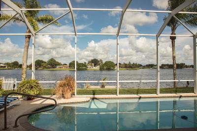 Wellington Single Family Home For Sale: 1128 Lake Breeze Drive