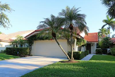 West Palm Beach Single Family Home Contingent: 2840 Eagle Lane
