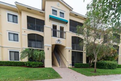 Palm Beach Gardens Condo For Sale: 2726 Anzio Court #102