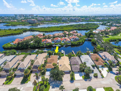 Jupiter Single Family Home For Sale: 17066 Bay Street