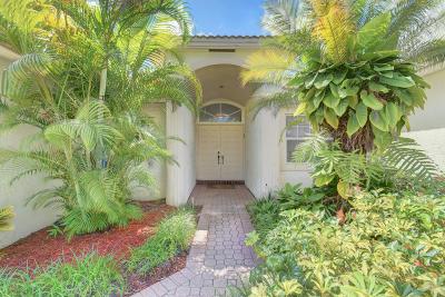 Boca Raton Single Family Home For Sale: 9285 Lake Serena Drive