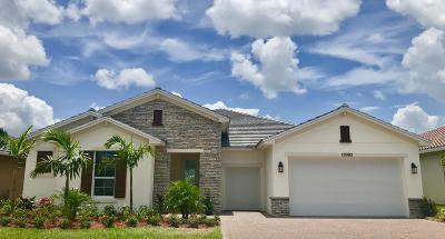 Port Saint Lucie Single Family Home For Sale: 12092 SW Marigold Avenue