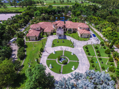 Palm Beach County Single Family Home For Sale: 12198 40th Street S
