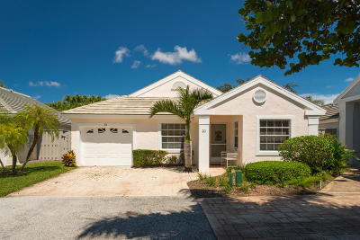 Palm Beach Gardens Rental For Rent: 20 Commodore Place