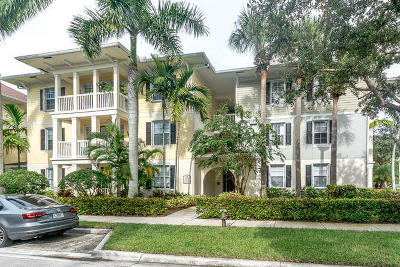 Jupiter Condo For Sale: 275 Murcia Drive #308