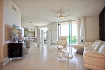 Palm Beach Gardens Condo For Sale: 3610 Gardens Parkway #804a