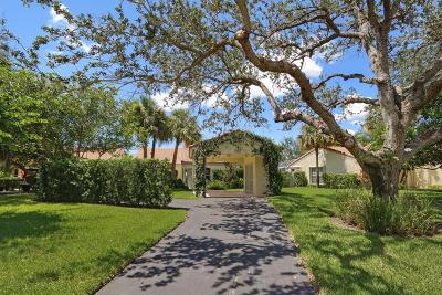 Wellington Single Family Home For Sale: 2291 Las Casitas Drive