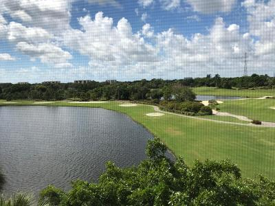 Boca Raton Condo For Sale: 7802 Lakeside Boulevard #755