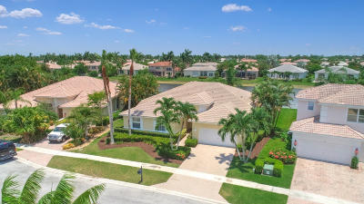 Boca Raton Single Family Home For Sale: 11153 Sandyshell Way