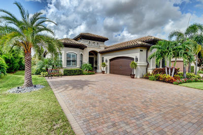 Delray Beach Single Family Home For Sale: 9119 Moriset Court